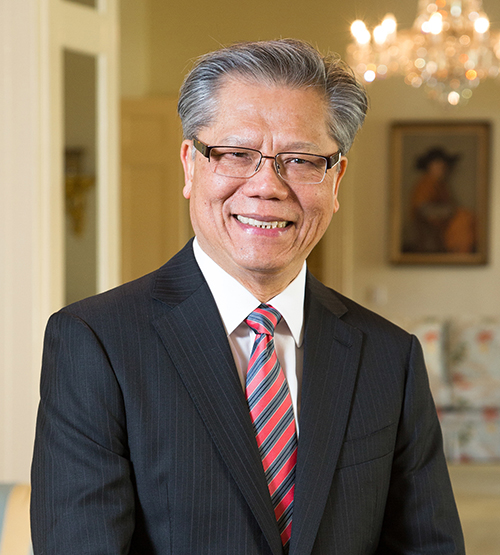 His Excellency The Honourable Hieu Van Le