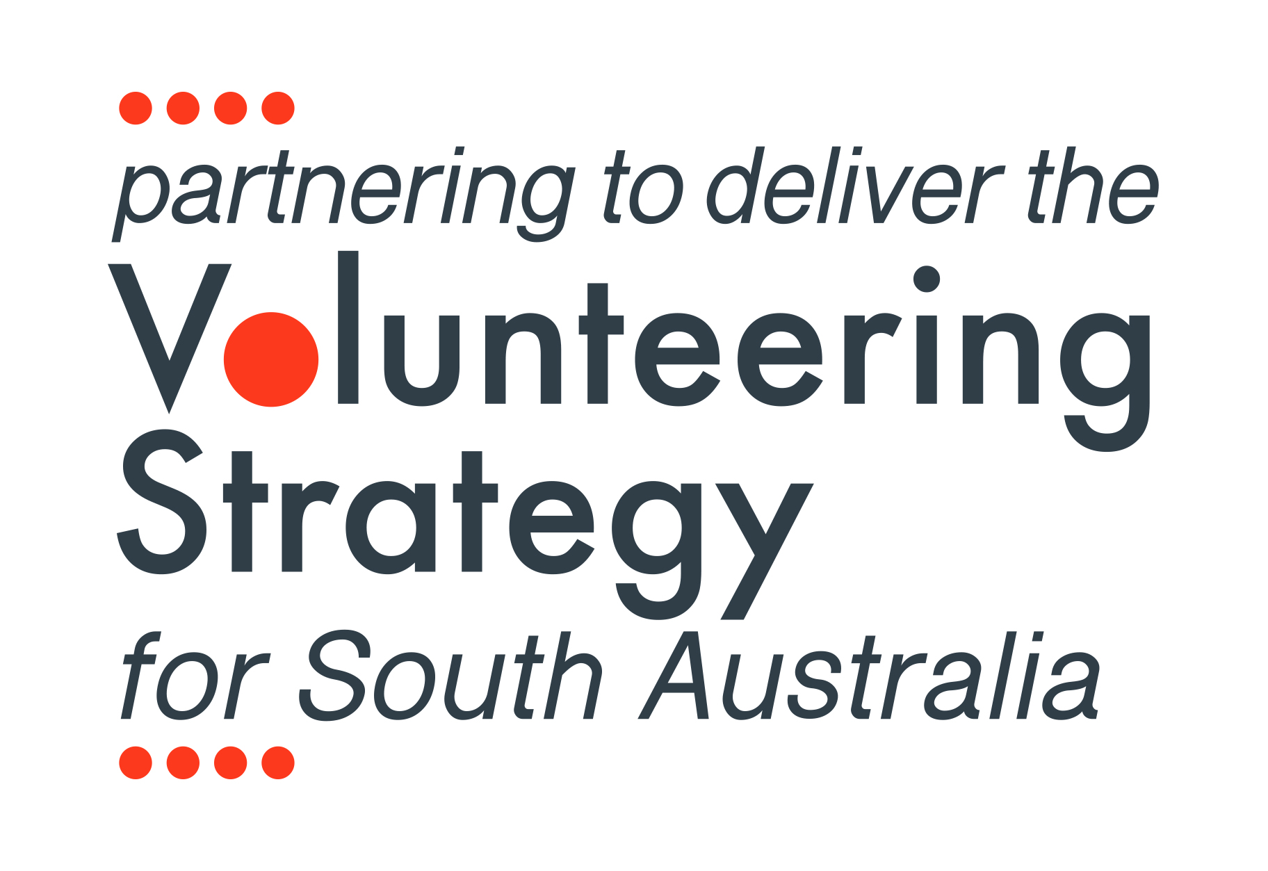 Volunteering Strategy for South Australia
