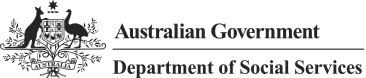 Australian Government - Department of Social Services